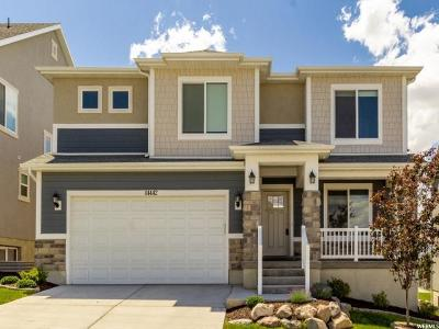 Herriman Single Family Home For Sale: 14442 S Chrome Rd