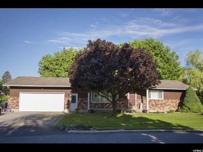 Hyde Park Single Family Home Under Contract: 165 S 250 E