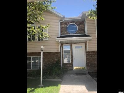 Orem Townhouse For Sale: 82 E 135 N