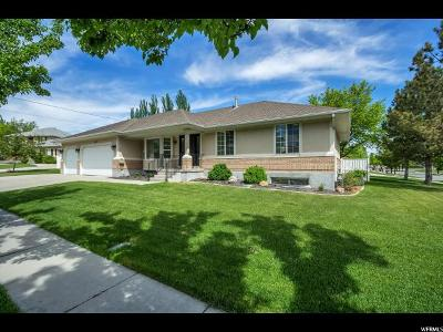 South Jordan Single Family Home For Sale: 1488 W 11000 S