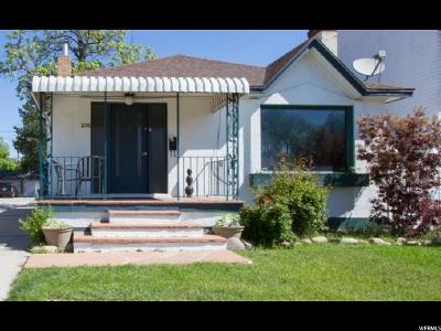 Provo Single Family Home For Sale: 256 W 300 S
