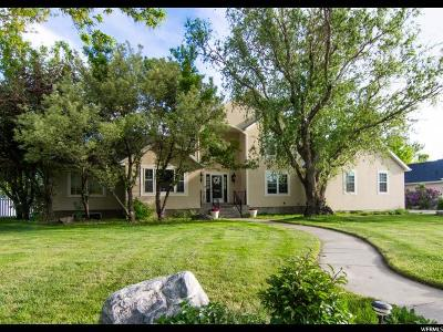 Single Family Home For Sale: 6565 W 10760 N