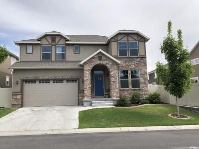 South Jordan Single Family Home For Sale: 3848 W Tottori Dune Dr S