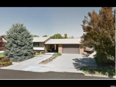 Spanish Fork Single Family Home For Sale: 755 E 200 N