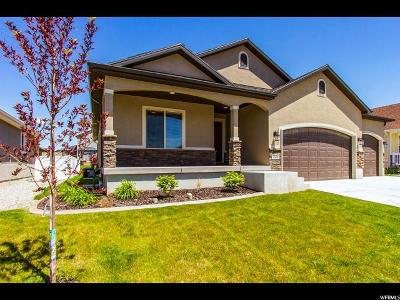 Layton Single Family Home For Sale: 2376 W 525 S