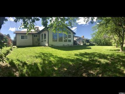 West Jordan Single Family Home For Sale: 6439 S Begonia Dr W