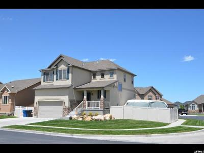Stansbury Park Single Family Home For Sale: 32 W Clearwater Dr N