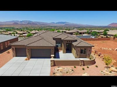 St. George Single Family Home For Sale: 1745 N Artesia Dr