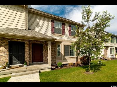 Provo Townhouse For Sale: 855 N Independence Ave