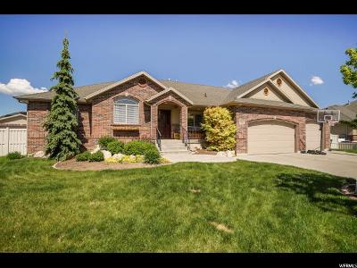 Kaysville Single Family Home For Sale: 955 S View Crest Ln
