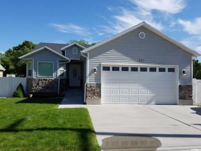 Grantsville Single Family Home For Sale: 231 E Durfee St