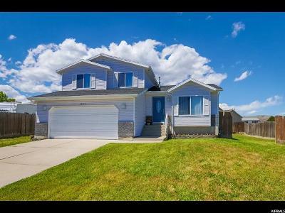 Magna Single Family Home For Sale: 3840 S Bridgton Cir