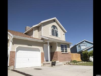 West Jordan Single Family Home For Sale: 3994 W 8770 S
