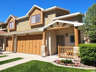 West Jordan Condo For Sale: 6696 S Pines Point Way W