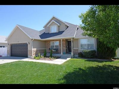 South Jordan Single Family Home For Sale: 4329 W Country Crossing Ct S