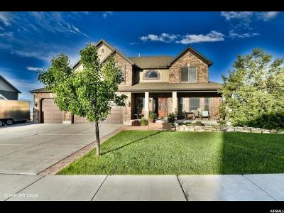Saratoga Springs Single Family Home For Sale: 2334 S Western Dr W