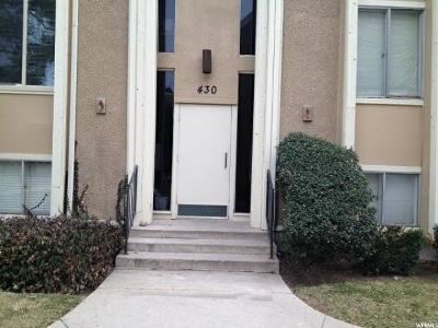 Salt Lake City UT Condo For Sale: $150,000