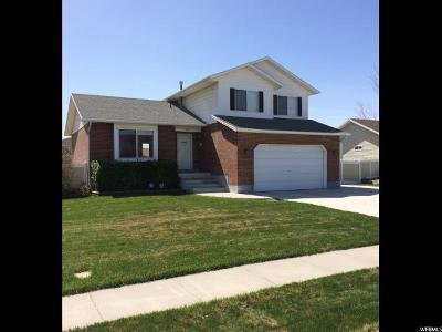 Riverton Single Family Home For Sale: 1261 W Greasewood Dr