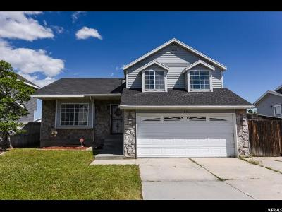 Magna Single Family Home For Sale: 7652 W Jefferson Rd S