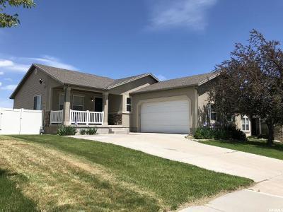Herriman Single Family Home For Sale: 5664 W Prospero Ln S