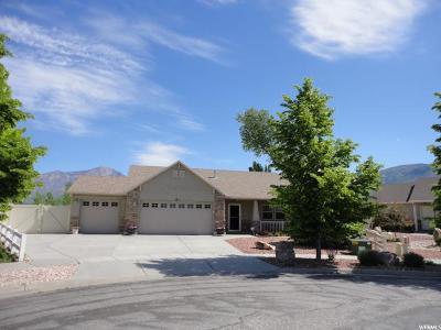 Ogden Single Family Home For Sale: 311 N Erastus Dr. W