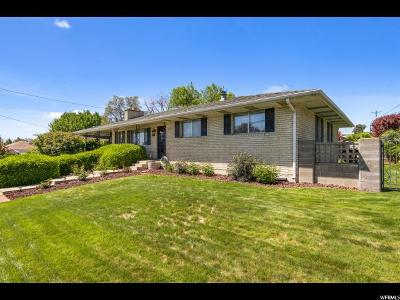 Lehi Single Family Home For Sale: 1185 E 900 N