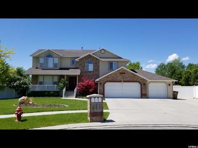 Draper Single Family Home For Sale: 12808 S Whisper Wind Pl