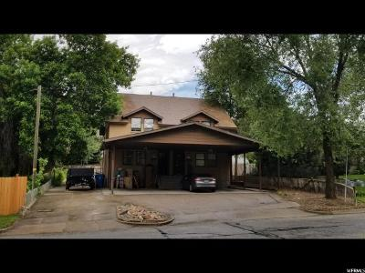 Ogden Multi Family Home For Sale: 4014 S Porter Ave E