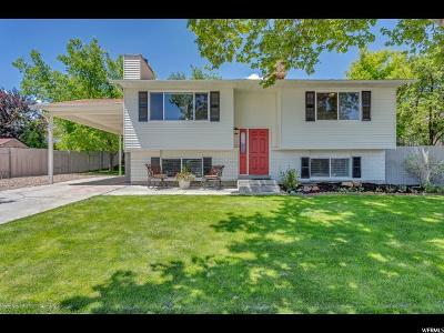 West Jordan Single Family Home For Sale: 6494 S 5135 W