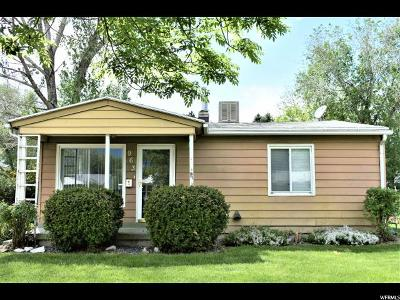 Salt Lake City Single Family Home For Sale: 963 N 1300 W
