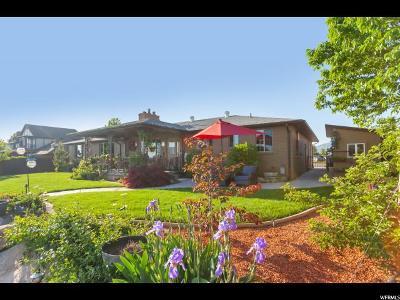 Layton UT Single Family Home For Sale: $539,000