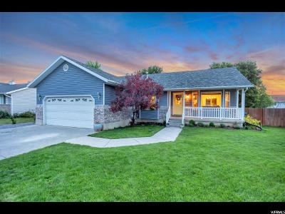 Lehi Single Family Home For Sale: 2287 N 1200 E