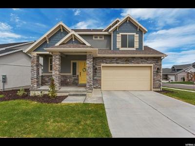 Herriman Single Family Home For Sale: 14183 S Greenford Ln W
