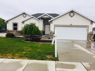 Saratoga Springs Single Family Home For Sale: 3976 S Sunrise E