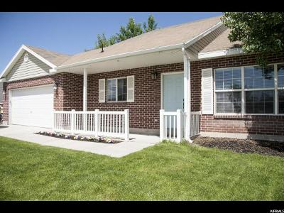 Spanish Fork Single Family Home For Sale: 1603 S Oakview Ln