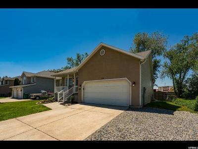Layton UT Single Family Home For Sale: $295,000