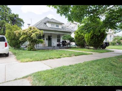 Ogden Single Family Home For Sale: 2335 S Monroe Blvd E