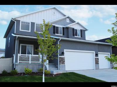 Herriman Single Family Home For Sale: 4537 W Lower Meadow Dr