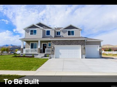 Herriman Single Family Home For Sale: 14239 S Dawson Hills Cir W