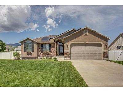 Magna Single Family Home For Sale: 2772 S Sorraia W