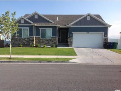 West Jordan Single Family Home For Sale: 6537 W Haven Maple Dr