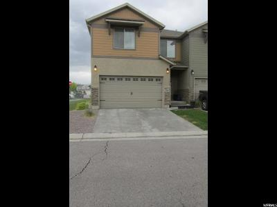 South Jordan Townhouse For Sale: 10436 S Sage Blossom Way
