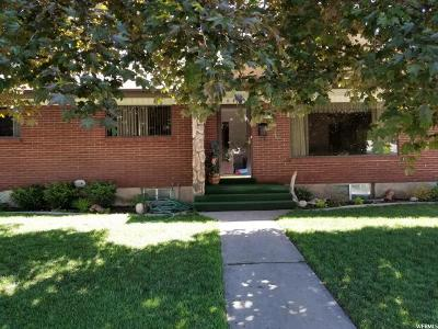 Provo Single Family Home For Sale: 846 N 950 W