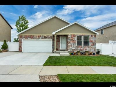 West Jordan Single Family Home For Sale: 8263 S Oak Vista Dr W