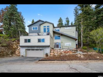 Park City Single Family Home For Sale: 110 Paradise Rd