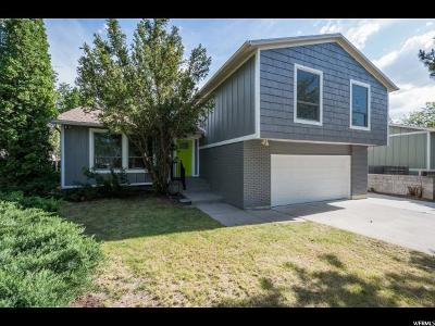 Cottonwood Heights UT Single Family Home For Sale: $489,999