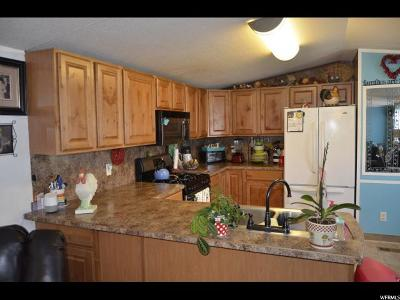 Single Family Home For Sale: 1487 N 500 W