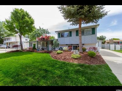 Sandy Single Family Home For Sale: 1426 E 8850 S
