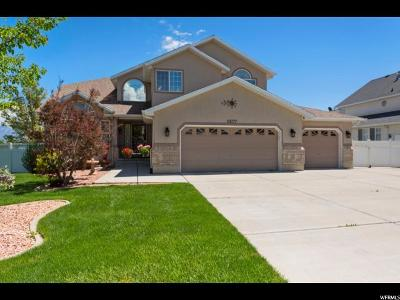South Jordan Single Family Home For Sale: 10077 Memorial Dr