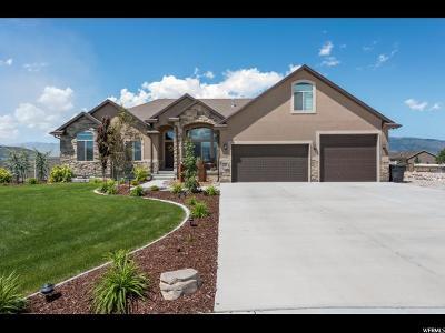 Grantsville Single Family Home For Sale: 820 Gold Dust Ct